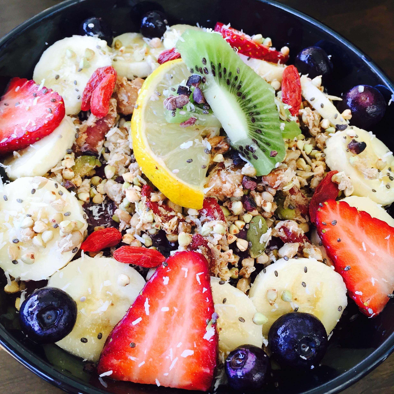 Healthy & Delicious | Press'd Cafe
