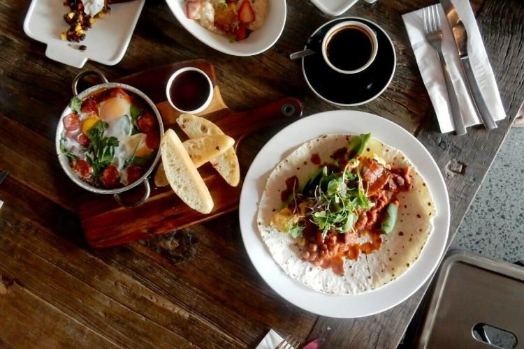 Moose & Gibson | New Breakfast Menu