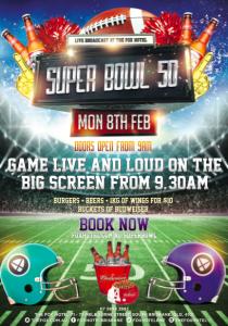 Fox Hotel Super Bowl