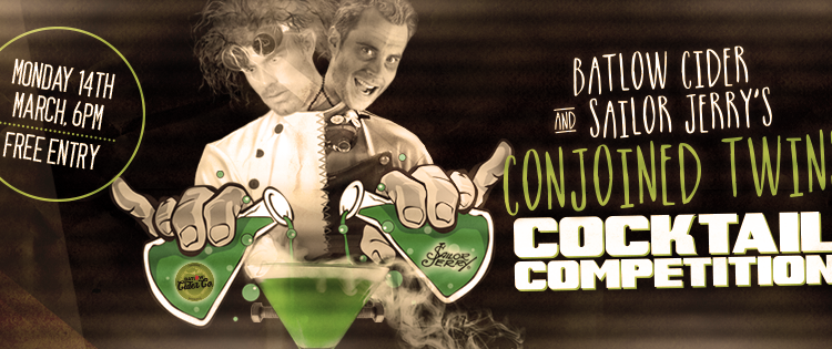 BREWSVEGAS CELEBRATIONS | Conjoined Twins Cocktail Competition | Archive