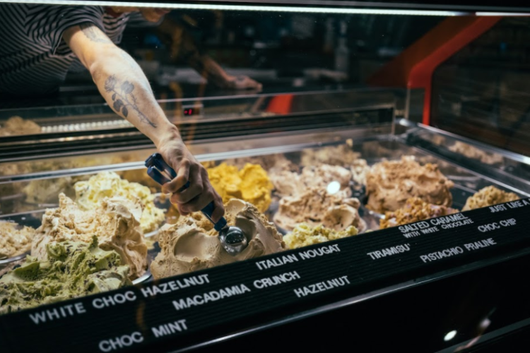 Gelato Messina opens in Brisbane