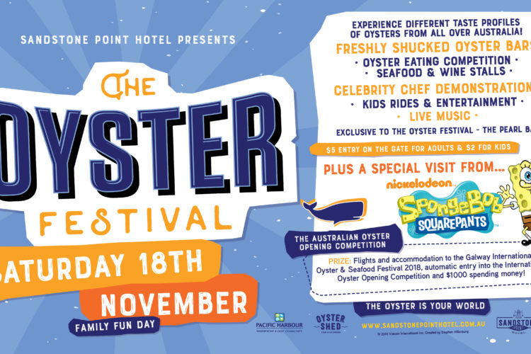 The Oyster Festival | Sandstone Point Hotel