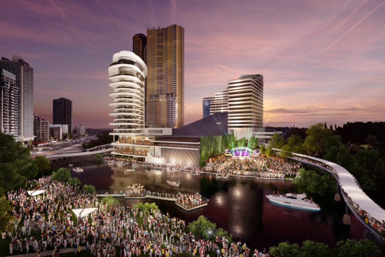 THE STAR TO TAKE ENTERTAINMENT TO NEW HEIGHTS ON THE GOLD COAST WITH OPEN AIR CONCERT VENUE