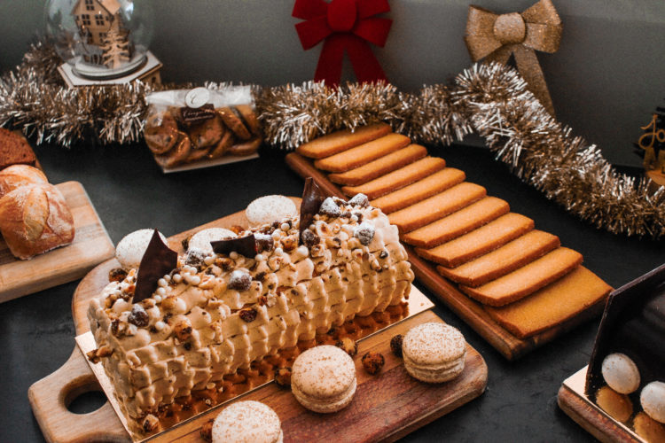 Christmas | Cakes from Chouquette